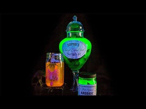 "How To - ""Love Boat"" star Jill Whelan's DIY Spooky Halloween Jars - Hallmark Channel"