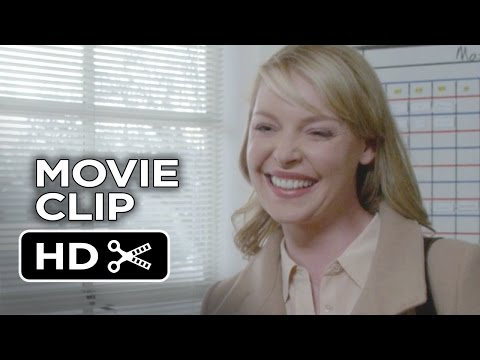 Jackie & Ryan Movie CLIP - Intern (2015) - Katherine Heigl, Ben Barnes Movie HD