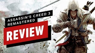 Assassin's Creed 3 Remastered Review (Video Game Video Review)