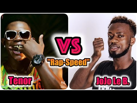 Tenor VS JoJo Le Barbu 🔴 RAP SPEED _ Willstephe