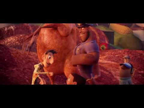 steve cloudy with a chance of meatballs ringtone