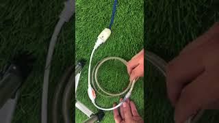 Hướng dẫn đấu nối đèn led dây 220v hiệu quả