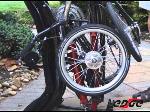 Adventurer Three Speed Folding Trike Doovi