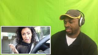 CRASHED MY CAR?! DRIVING WITH LIZA PART 3!! REACTION