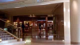 Hilton Tokyo Bay Lobby Review
