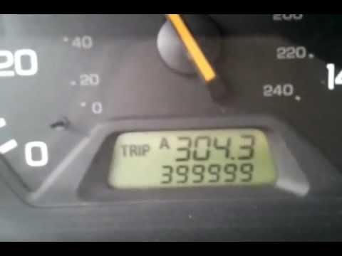 2000 Honda Accord 400 000 Miles