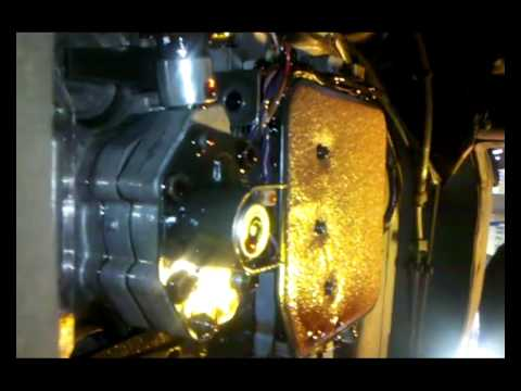 Repeat manual transmission rebuild part 5 AX15   by