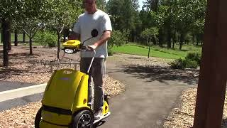 eWheels EW-77 Edge Mobility Scooter Review