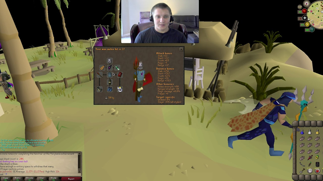 Osrs Top Barrows Guide Setupgear Youtube