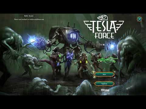 Tesla Force Gameplay No Commentary |