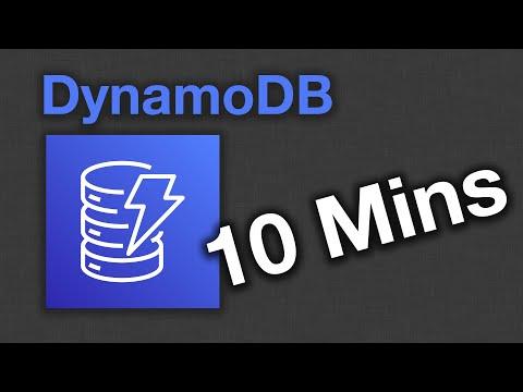 Create a Serverless Database - DynamoDB with the Serverless Framework