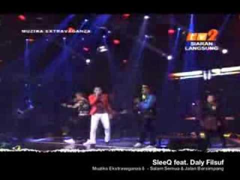 SleeQ - Muzika Ekstravaganza 8 (Salam Semua & Jalan Bersimpang feat. Daly Filsuf)