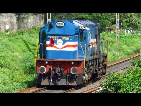 Lazy Light Locomotives of Indian Railways