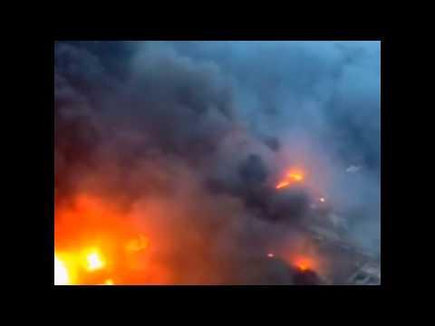Trung Quốc: Nổ nhà máy hóa chất, hàng chục người chết (VOA)