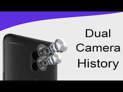 history-of-dual-camera-phones