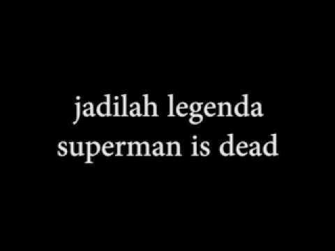 lirik jadilah legenda