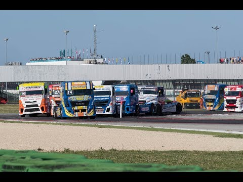 Official Highlights of FIA ETRC 2017 Round 2 at Misano