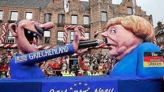 Карнавал в Германии.  Население Германии не выдержало  лицемерия своего правительства(Карнавал в Германии. Население Германии не выдержало лицемерия своего правительства., 2015-01-22T17:25:03.000Z)