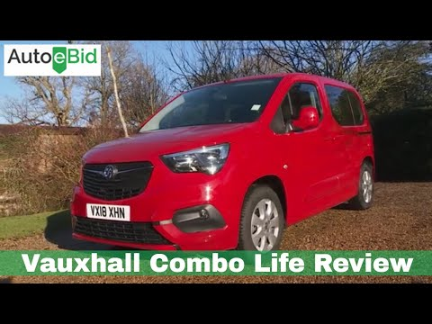 2019 Vauxhall Combo Life Review