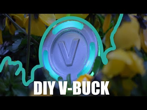 How to make a V-Buck | Projects Every Weekend