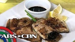 Bangus and Buko Meat Steak