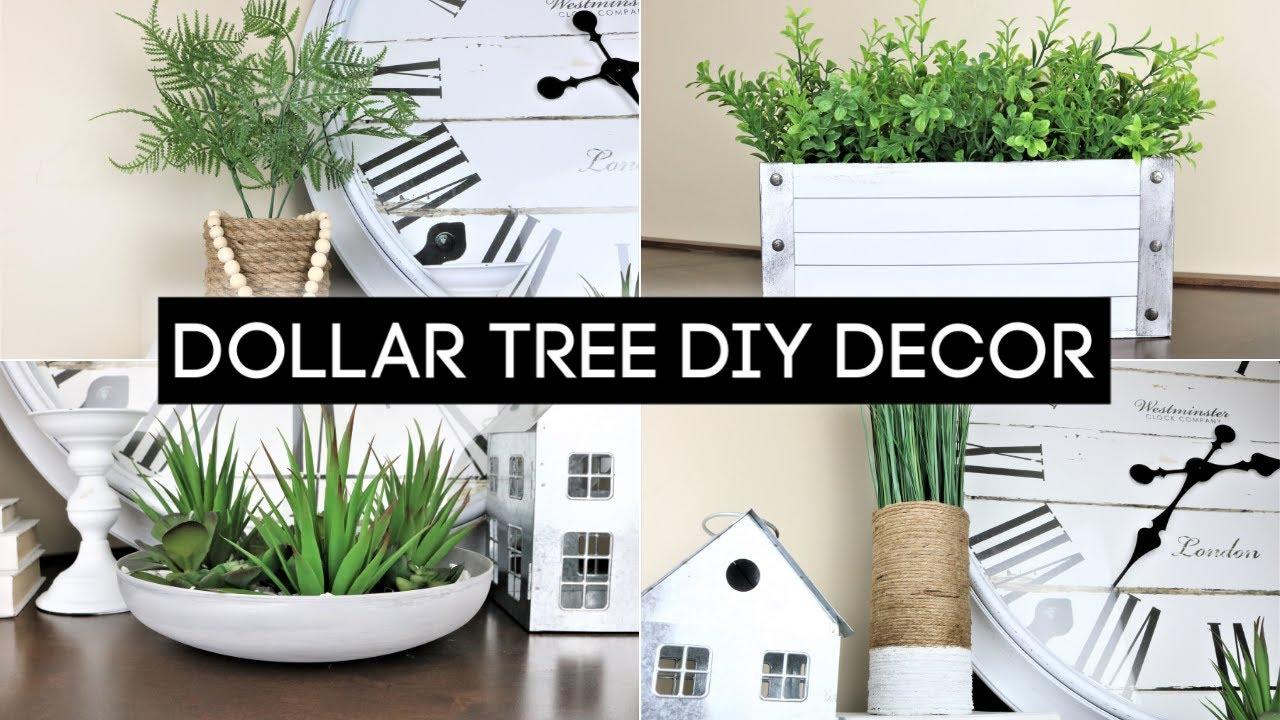 NEW* DIY Home Decor  Dollar Tree DIYs  Easy Decor Ideas 15