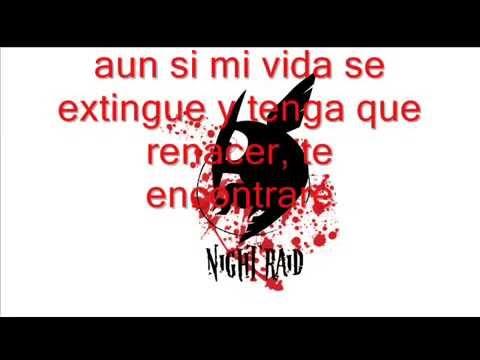 akame ga kill ending 1 full sub español