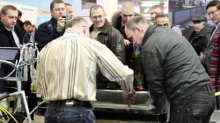 Выставка Композит-Экспо - 2012, Крокус Экспо, Москва(С 28 февраля по 1 марта 2012 года в МВЦ