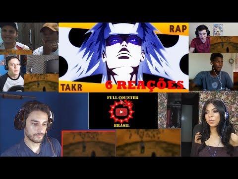 FULL COUNTER BRASIL / O VERDADEIRO RAP DO MADARA (+18) | Takeru