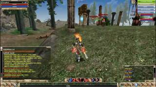 Knight Online GM Tour - GM Rally's the Troups for PVP, but surprise!!