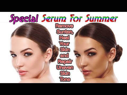 how-to-make-serum-for-summer-|-special-serum-for-summer-|-beautipstreasure