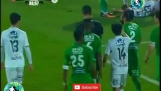 ملخص و اهداف مباراة الشرقية و الزمالك(1- 0)  الدوري المصري [5-4-2017] فضيحة +18