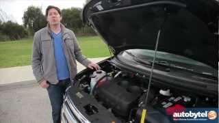 2012 Ford Edge 2.0 Liter EcoBoost Test Drive & Crossover SUV Review