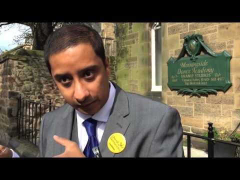 #GE2015 Pramod Subbaraman Scottish Liberal Democrats HD
