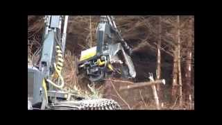 Forestry - Ponsse, Valmet, Daewoo, OSA, Timberjack, Skidder, Harvester, Forwarder
