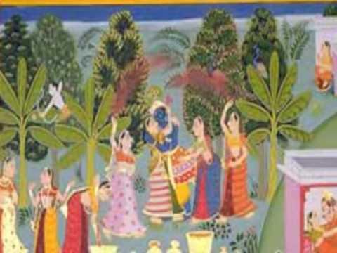 Paun Padun Tore Shyam - Non film bhajan
