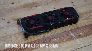 hands On Power Color Red Devil Radeon RX 570 4GB