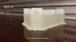 [3D-Druck] Hans-Sachs-Gymnasium | Nürnberg | MakerBot Replicator 5th Generation | Glow in the dark |