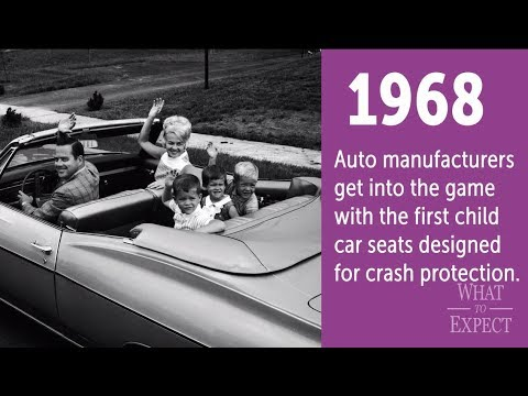 A Short History of the Kids' Car Seat – Price Tags
