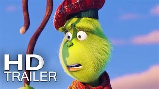 O GRINCH | Trailer #2 (2018) Dublado HD
