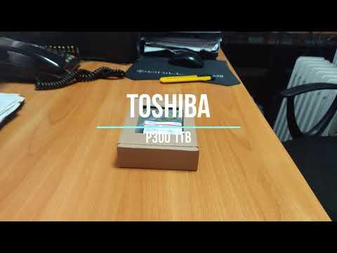 Жорсткий диск Toshiba P300 1TB 7200rpm 64MB HDWD110UZSVA 3.5 SATA III