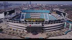 Downtown Jacksonville, FL 4K Drone Footage | DJI Mavic Pro