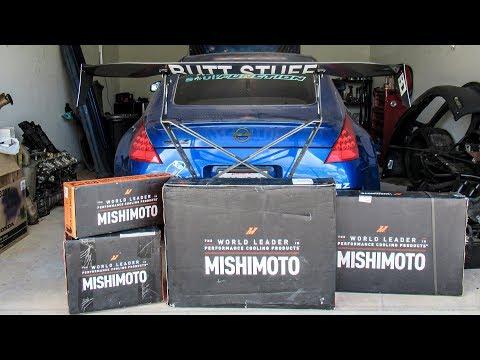 Making this 350Z BULLETPROOF | Mishimoto err'thang