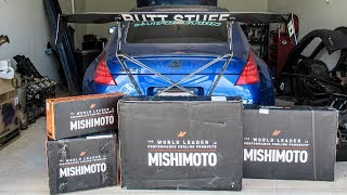 Making this 350Z BULLETPROOF | Mishimoto err'thang