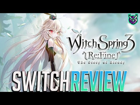 Witch Spring 3 Re:Fine Nintendo Switch Review  Atelierlike JRPG!