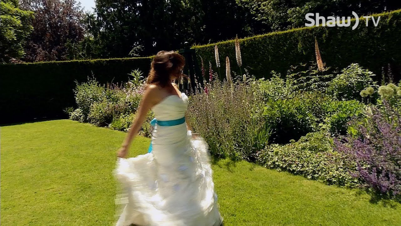 Donating a wedding dress to Help Fill a Dream - Shaw TV Victoria ...