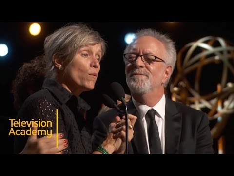 Download Youtube: Emmys 2015 | Olive Kitteridge Wins Outstanding Limited Series