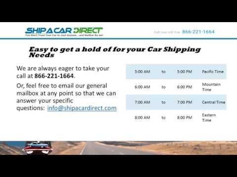 Shipping Your Car To Another State – Move Your Car Easily