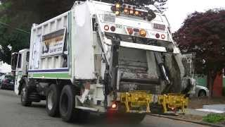 Garbage Truck Compilation - Various Trucks - Part 1