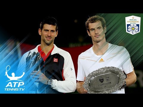 Dramatic moments from Andy Murray vs Novak Djokovic Shanghai 2012 Final